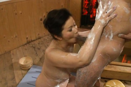 Sexy chizuru japanese mature sex