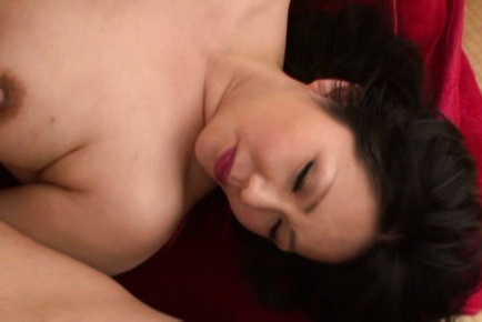 Japanese av model. Japanese AV Model with dark nipples licks