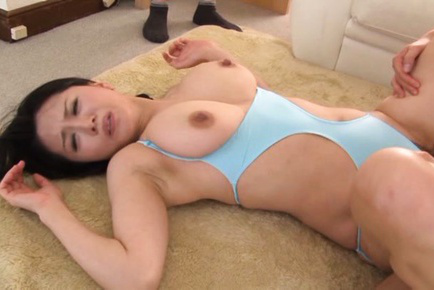 Miki sato. Miki Sato Asian has huge cans touched with penish and