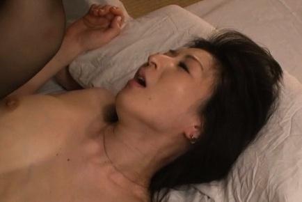 Hitomi oohashi. Hitomi Oohashi Asian rides penish and is doggy