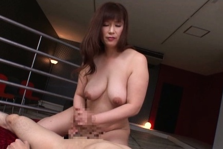 Reiko shimura. Reiko Shimura Asian plays with big boobs while