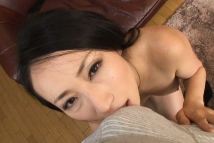 Aya shiina. Aya Shiina Asian all naked give suck phallus with a lot of saliva
