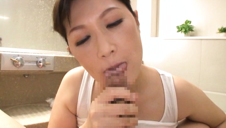 Reiko shimura. Reiko Shimura Asian licks and blow penish after rubbing it of boobs