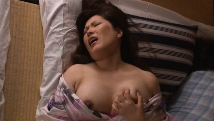 Reiko shimura. Reiko Shimura Asian fondles big tits while