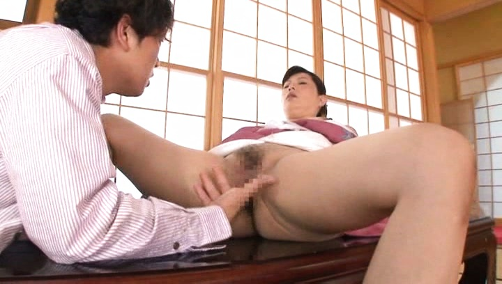 Reiko shimura. Reiko Shimura Asian with large cans has haired