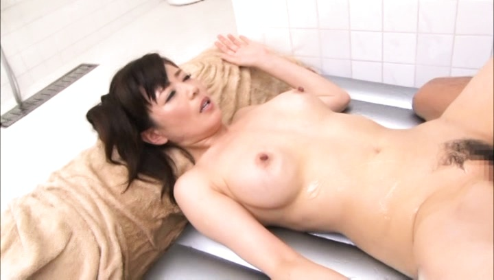 Eriko miura. Eriko Miura Asian with large naughty titties rides