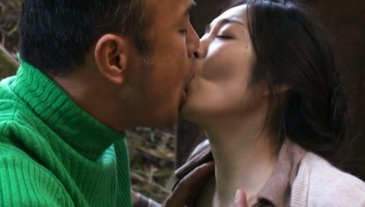 Amateur. Amateur Asian with playful tits penish sucking penish
